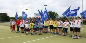 Three in a Row for Carnacaville Tennis Team