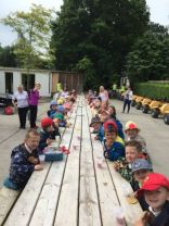 P1 trip to Fort Evergreen