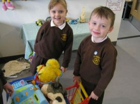 Toy time in P2