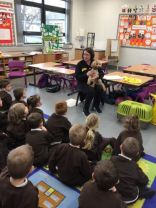 Gilly the Dog Visits P1