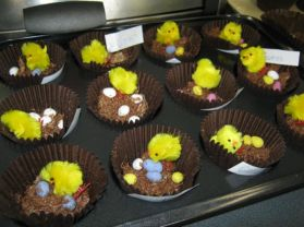 Easter Treats in P2!