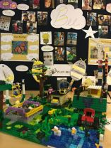 Harty and Manley Families succeed at Lego Expo