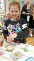 Parents' Support Group cooks up a fun-filled craft fair!