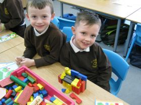 Play Based Learning Fun in P2
