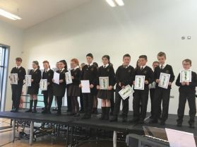 P7 Records of Achievement