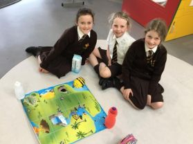 Activity Based Learning in P4