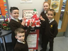 Elf on The Shelf in P3!