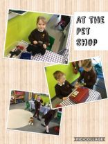 Busy Days in Primary One