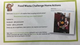 Be a Food Waste Hero!