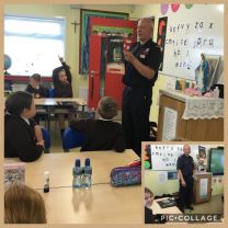 Fire Safety Talk in P5