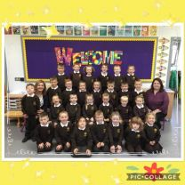 Welcome to Primary One!