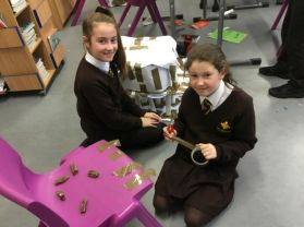 P7 Paper Tower Technology Challenge