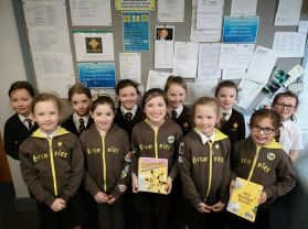 Brownies World Think Day