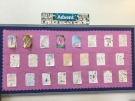 Advent in P.6