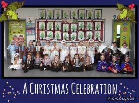 🎄⭐️ Christmas Celebrations in P1 ⭐️🎄